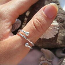 Sterling Silver Thumb Ring ~ Solid ~ Handmade