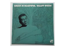 Grant Green - Green Is Beautiful - LP - Reissue - Limited Edition - Japan