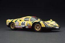 Exoto 1974 Porsche 910-6 / Le Mans Daytime / Scale 1:18 / #MTB00065E