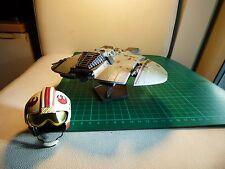 Eagle vintage rare Battle Star Galactica Cylon Raider vaisseau spatial Battlestar