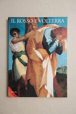 IL ROSSO E VOLTERRA - Marsilio - 1994