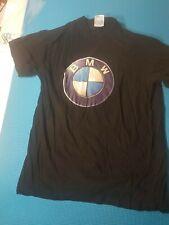 BMW logo - t-shirt medium black