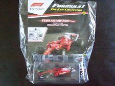 Formula 1 The Car Collection Part 62 Ferrari SF70H 2017 Sebastian Vettel