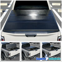 For 1989-2004 Toyota Pickup Tacoma 6' Short Bed Tri-Fold Vinyl Tonneau Cover