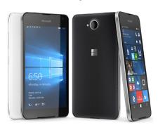Unlocked Microsoft Nokia Lumia 650 4G 5'' Windows LTE Smartphone BLACK