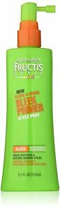 GARNIER SLEEK & SHINE***SLEEK PRIMER***Style Prep With ARGAN OIL~~5.1 fl oz~~NEW
