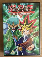 YU GI OH Vol.2 INTO THE HORNET'S NEST ~ Japanese Cult Kids TV Classic   UK DVD