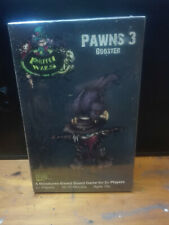 Wyrd Miniatures : Puppet wars Pawns 3 Booster WYRPW005 (SEALED BNIB, OOP)