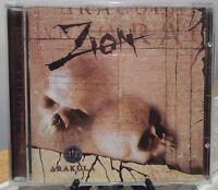 "ZION ""Drakula"" (CD 2007) RARE Greek Black METAL In Flames ANCIENT Rotting Christ"