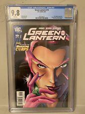 Green Lantern #19 Volume 4 CGC 9.8 NM/M Star Sapphire