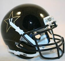 VANDERBILT COMMODORES (BLACK) Schutt XP Mini Helmet