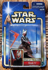 STAR WARS Attack of the Clones Shaak Ti OVP Hasbro