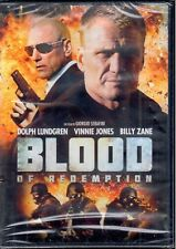 DVD Blood Of Redemption | ref0 |Neuf sous blister | Dolph Lundgren | Lemaus
