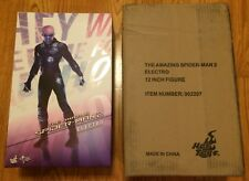 Sideshow Electro (from Amazing Spider-Man 2) Sixth Scale Figure Hot Toys (New)