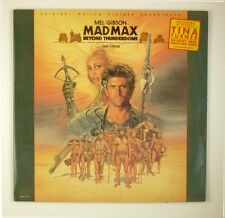 """12"""" LP-Various-Mad Max Beyond Thunderdome COLONNA SONORA-b1324-with poster"""