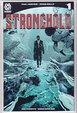 🔥 STRONGHOLD #1 Ryan Kelly Cover A 2019 Aftershock Comics 1st First Print NM+🔥
