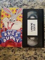 Bugs Bunny And Friends VHS FRESH HARD WACK WABBIT Vintage Cartoon Family Kid