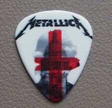Metallica - London 24/10/17 Worldwired Tour 100%Authentic RARE Guitar pick
