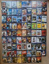 81 PlayStation 2 PS2 Video Game Bundle / Job Lot (Top Titles Most with Manuals)
