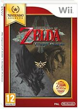 THE LEGEND OF ZELDA TWILIGHT PRINCESS WII NUEVO ESPAÑOL FÍSICO CASTELLANO