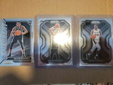 20-21 Panini Prizm DEVIN VASSELL Rookie Variation, base,emergent 3 card lot.