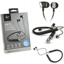 Genuine kitsound Kinetic Wireless Sport Headphone GYM Exercise In-Ear Handfree