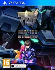 Muv-Luv Alternative PS Vita * Neuf Scellé PAL *