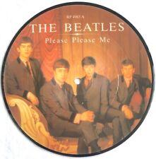 "THE BEATLES -Please Please Me- Original UK 7"" Picture Disc (Vinyl Record) (Auct)"