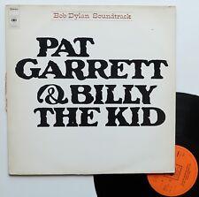 """LP Bob Dylan """"Pat Garrett & Billy the kid"""" - (B/TB)"""
