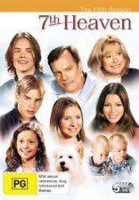 7th Heaven : Season 5 (DVD, 2009, 5-Disc Set)