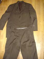 LANIFICIO F.LLI CERRUTI costume veste T 52 pantalon T 45 laine 100% VALEUR 480 E