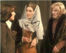 June Brown Signed Photo - Doctor Who - F495