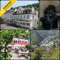 6 Tage 2P 3★ Hotel Bad Bertrich Mosel Wellness Hotelgutschein Kurzurlaub Urlaub