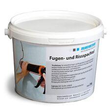 Orig. Ruberstein®  Rissspachtel grau, Mörtel für Riss, 2 kg im Eimer