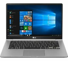 "LG GRAM 14Z990 14"" Intel® Core™ i7 Laptop - 512 GB SSD, Silver damaged box"