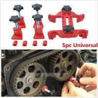 Dual Cam Clamp Camshaft Engine Timing Locking Tool Sprocket Gear Locking Kit