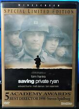 Saving Private Ryan: Special Limited Edition (Dvd, 1999)