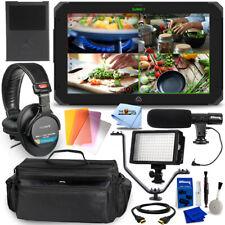 """Atomos Sumo 19"""" HDR Monitor Recorder + Sony MDR7506 Headphones + HDMI Bundle"""