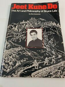 Jeet Kune Do Book By Dan Inosanto. The Art & Philosophy Of Bruce Lee Book Rare