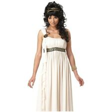 Adult Womens Greek Goddess Toga Outfit Costume