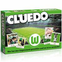 Unisex Kitbag VfL Wolfsburg Football Sport Cluedo Classic Board Game Toy