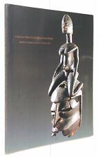 TRIBAL ART AFRICAIN 1994 COLLECTION G. DE HAVENON rare catalogue de vente