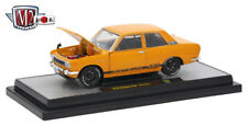 M2 Machines 1:24 Auto-Japan Release 60B 1970 Datsun 510 (Orange)