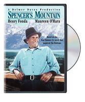 Spencer's Mountain (Henry Fonda) Spencers Region 4 New DVD
