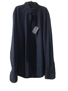 William Hunt Savile Row Shirt Size Xl  Tagged  Retail £85