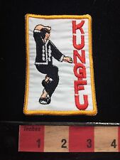 Martial Arts KUNGFU KUNG FU Patch S60F