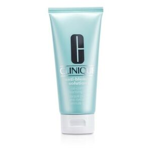 Clinique Anti-Blemish Solutions Oil-Control Cleansing Mask 100ml Womens Skin