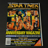 Star Trek 30th Anniversary Official Souvenir Magazine  1996  w/ ship blueprints