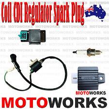 Coil + CDI + Regulator + Spark Plug 110cc 125cc PIT Quad Dirt Bike ATV Buggy C