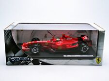 "2007 Ferrari F2007 ""#5 Felipe Massa"" 1 18 Hot Wheels K6630"